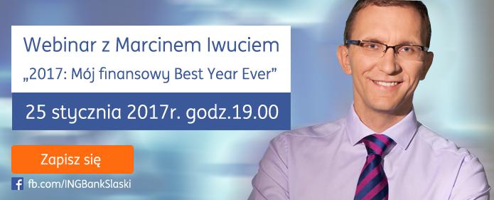 Webinar z Marcinem Iwuciem
