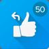 50 rozdanych lajków